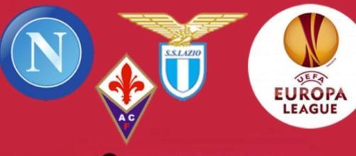 Napoli, Fiorentina e Lazio in campo il 22 ottobre