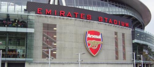 O Emirates é palco do Arsenal-Bayern desta noite