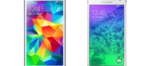 Prezzi Samsung Galaxy S4, S5, mini e Alpha