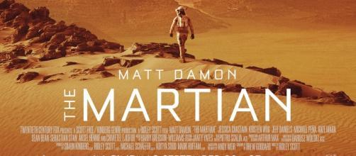 THE MARTIAN es dirigida por Ridley Scott