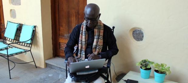 Boubacar Boris Diop fue director de un periódico.