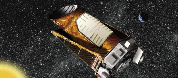 Il telescopio spaziale della missione NASA Kepler
