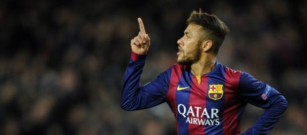 Neymar se convierte en el referente del equipo