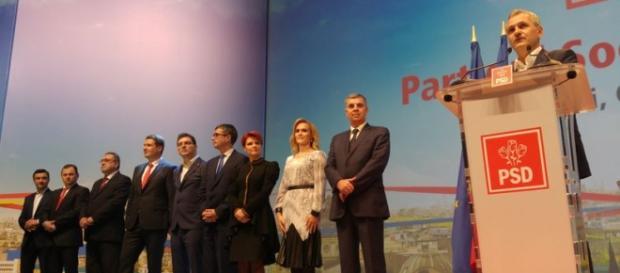 Noua conducere PSD, democratic aleasă