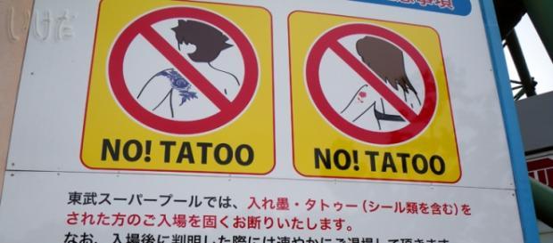 Numerosos balnearios dicen no a los tatuajes