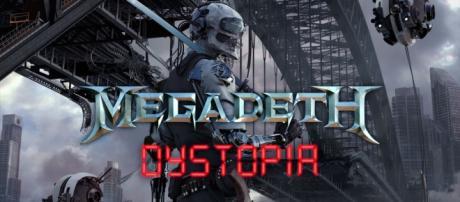 Megadeth e o seu 15.º álbum: Dystopia