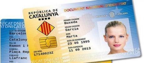 Seria asi el futuro dni catalan ?