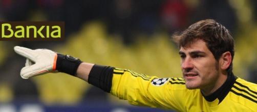 Casillas perdió una importante suma en Bankia