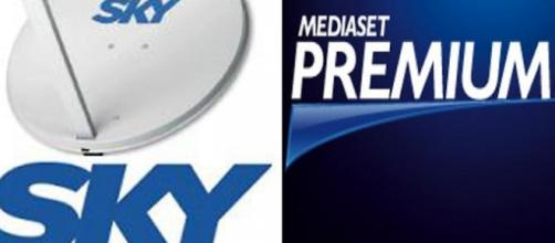 E' ancora guerra tra Sky e Mediaset