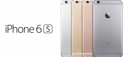 Ecco il nuovo iPhone 6s della Apple