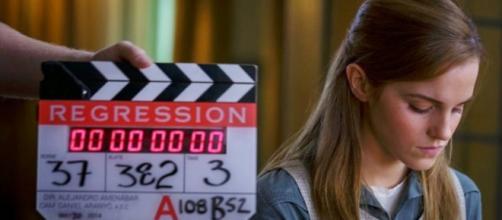 Emma Watson, actriz protagonista de Regresión
