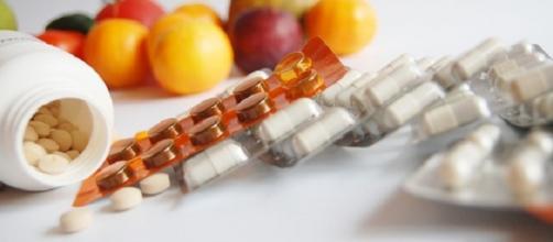 Este comprimido é benéfico no combate à obesidade.