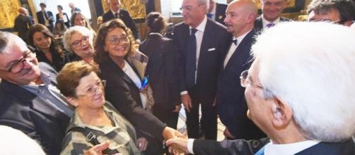 Festa dei Nonni, Mattarella sulla riforma pensioni