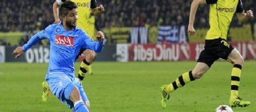 Il Napoli vince 2-0 a Varsavia in Europa League