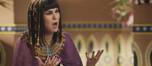 Yunet é condenada a morte por Ramsés.