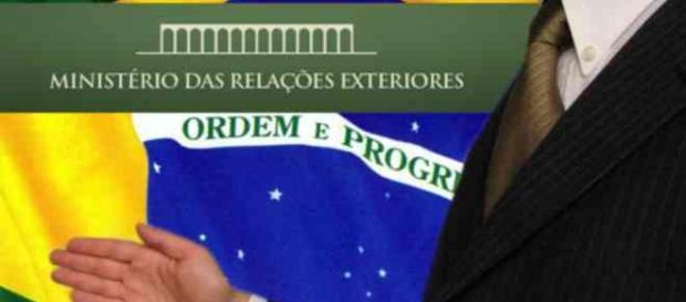 Carreira no Ministério das Relações Exteriores