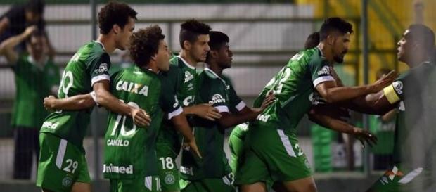 Chapecoense juega su primer torneo internacional