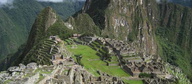 'Ciudadela' incaica de Machu Picchu