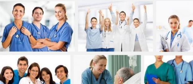 Concorso infermieri e assistenti sociali