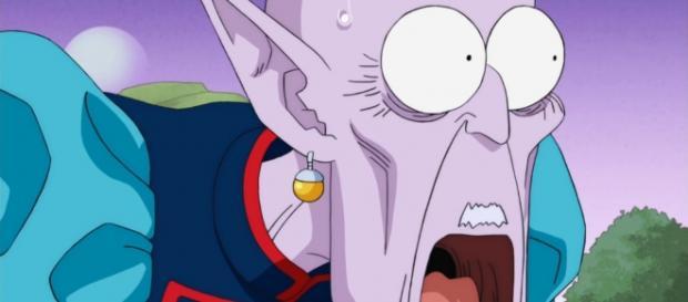 El supremo Kaio Shin en el episodio 12