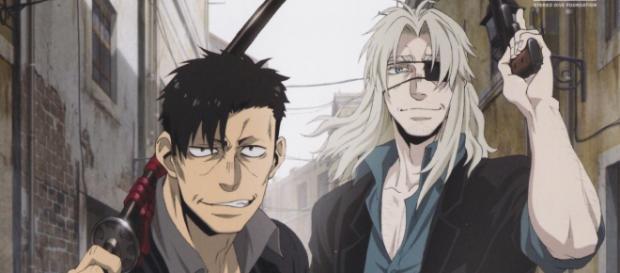 'Gangsta' el ultimo anime del estudio Mangoble