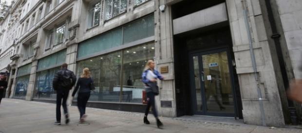 L'Employment Tribunal di Holborn, Londra