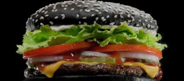 L'Halloween Burger di Burger King