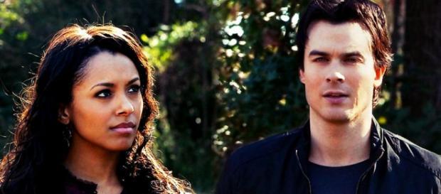 The Vampire Diaries: Bonnie e Damon
