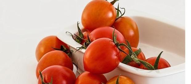 Tomates frescos. Fuente: Pixabay