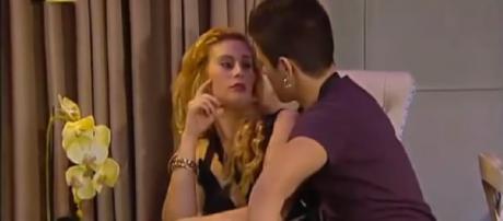 Bernardina e Tiago estão separados
