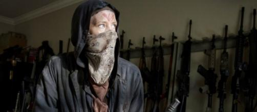 Carol in The Walking Dead 6x02 'JSS'