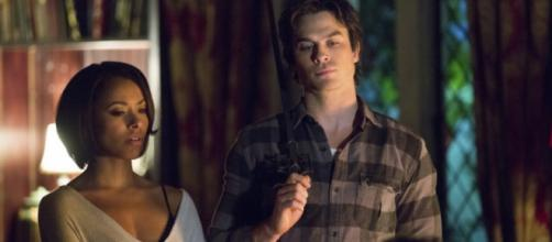 Damon and Bonnie could be a couple