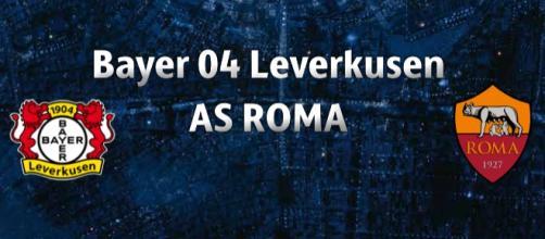 Diretta Bayer Leverkusen - Roma live