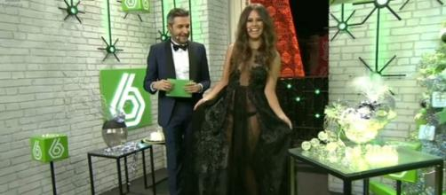 Frank Blanco y Cristina Pedroche,campadas 2014