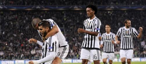 Juventus - Borussia, ecco le probabili formazioni.