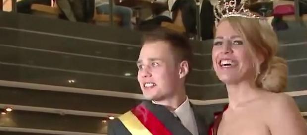 Christian Knospke und Diana König 2013