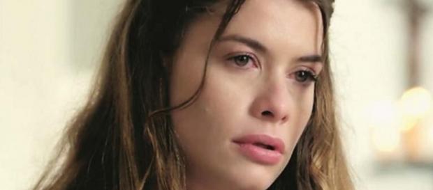 Doença de Alinne Moraes faz Globo colocar dublê