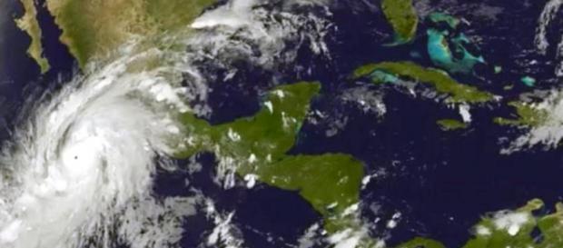 Huracán 'Patricia' arrasa Mexico
