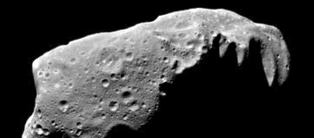 L'asteroide di Halloween si avvicina