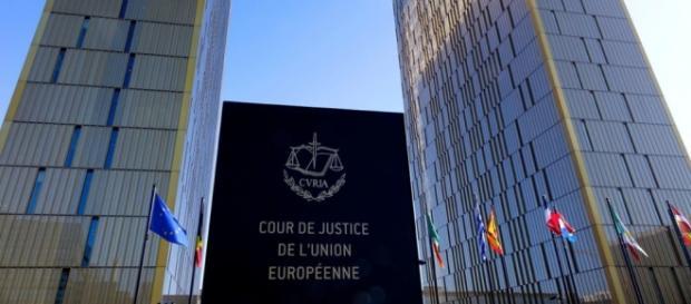 La sede in Lussemburgo della Corte