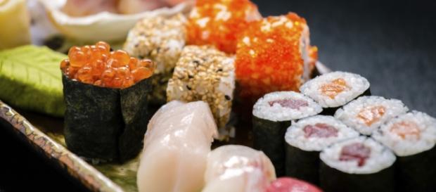 Plato de Sushi de la web Atrápalo