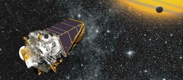Telescópio Espacial Kepler. Wikimedia