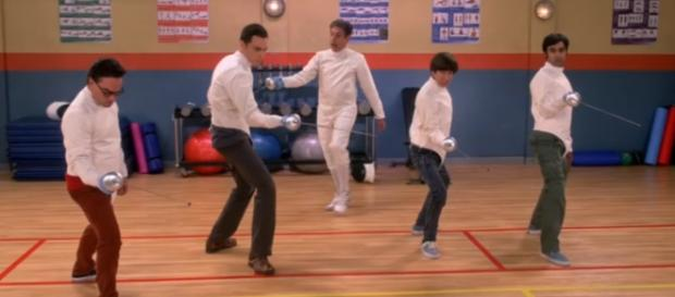 The Big Bang Theory 9x05 The Helium Insufficiency