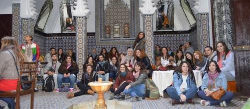 Actividad en Marruecos de la Fundación.