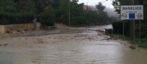 Alluvione nel Sannio, è nuova allerta meteo