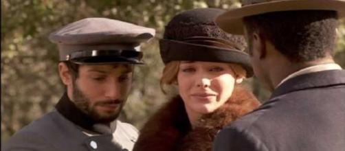 Il Segreto: Soledad partirà con Simon.