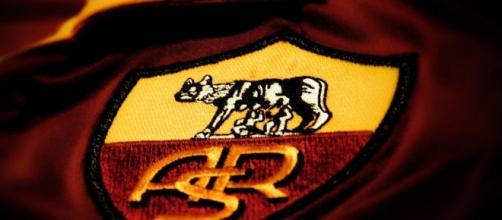 Il simbolo della squadra A.S. Roma