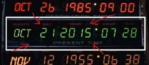 La fecha señalada ha llegado y es hoy.