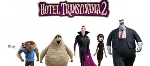 La secuela de Hotel Transilvania