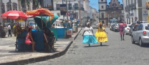 Salvador, una ciudad fascinante